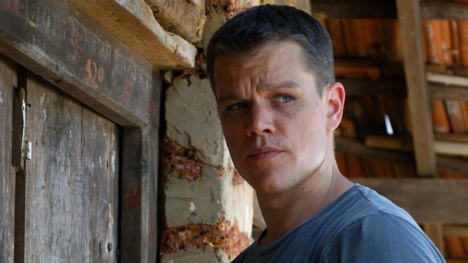 The Bourne Supremacy Still Matt Damon - Photofest - H 2019