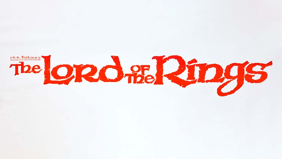 The Lord of the Rings logo-Publicity-H 2019