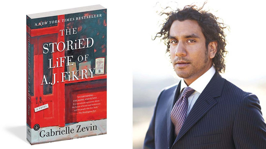 The Storied Life of A.j. Fikry-Naveen Andrews-Publicity-Split-H 2019
