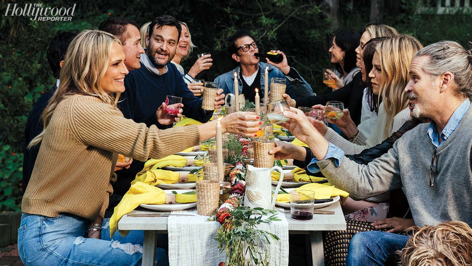 How to Throw a Hollywood Dinner Party - Photographed by Julia Stotz- H 2019