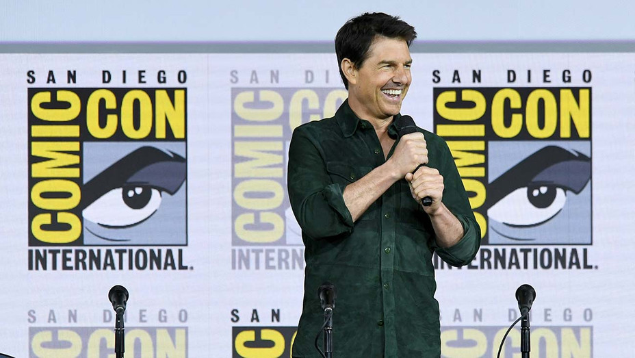 Tom Cruise Comic Con — Getty — H 2019