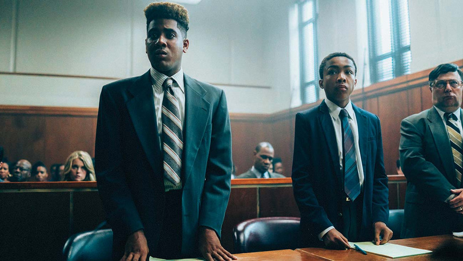 Ava DuVernay Five Reacted - WHEN THEY SEE US Still 1 - Publicity- H 2019