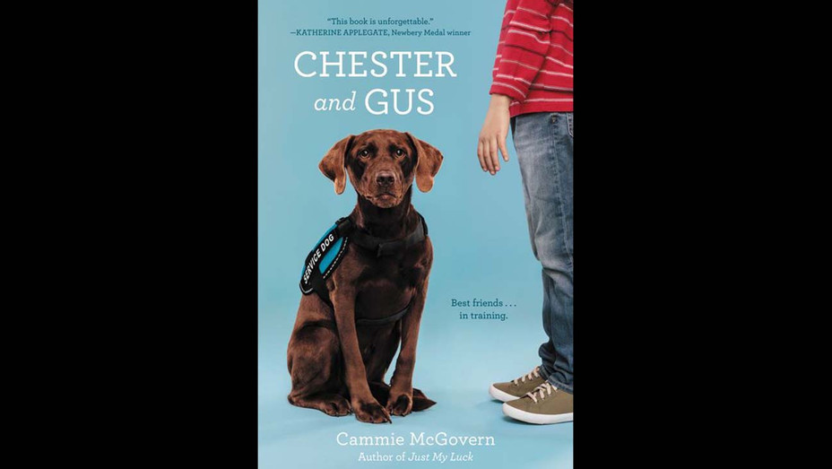 Chester and Gus -Book Cover - Harper Collins publicity-H 2019