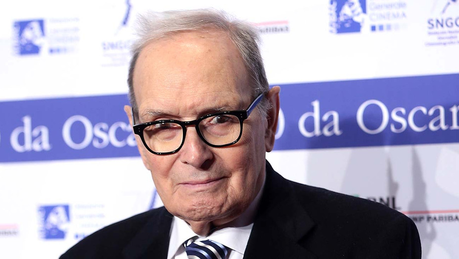Ennio Morricone-Getty-H 2019