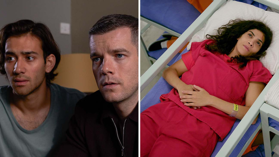 Russell Tovey Max Baldry Years Years Orange New Black Laura Gomez - Publicity - H 2019