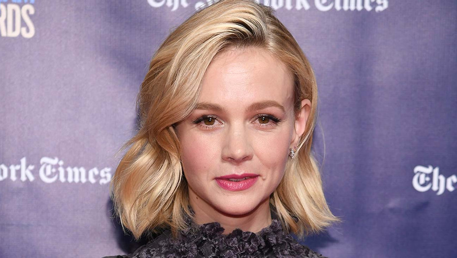 Actor Carey Mulligan - Getty - H 2019