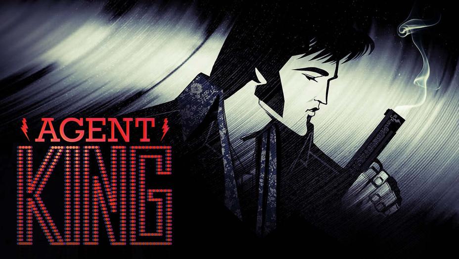 Agent King - art - Netflix Publicity-H 2019