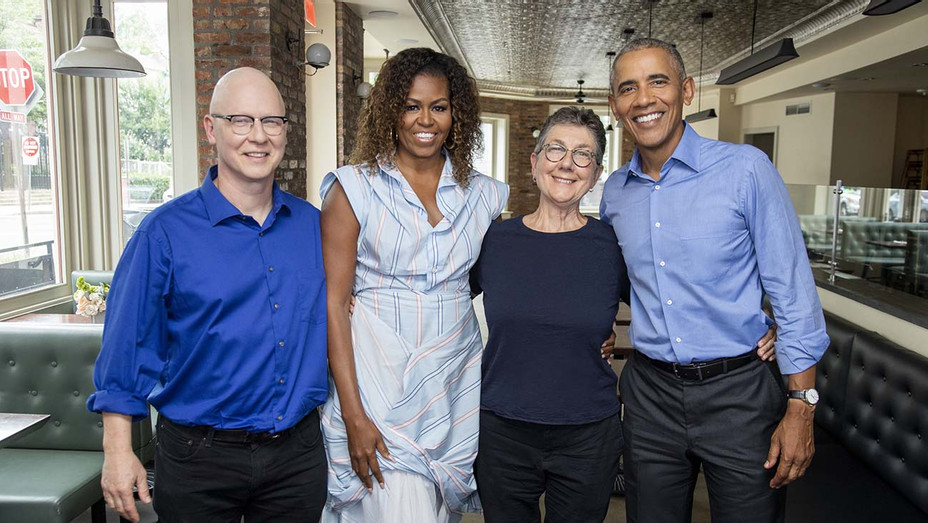 AMERICAN FACTORY_Directors_Obamas - Publicity - H 2019