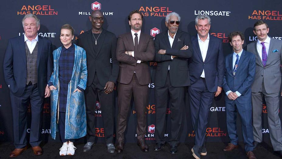 Angel Has Fallen Premiere - Getty - H 2019