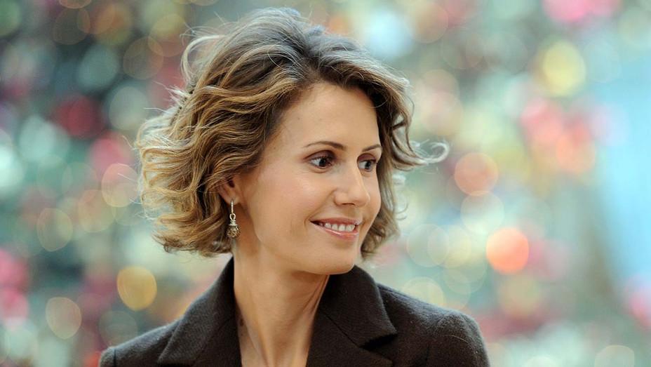 Asma al-Assad - Getty - H 2019