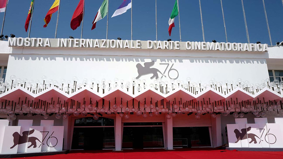 Atmosphere (Palazzo del Cinema) during the 76th Venice Film Festival - 2- August 2019- Getty-H 2020