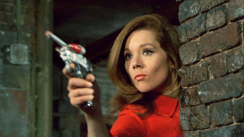 The Avengers (ABC)  - Diana Rigg (as Mrs. Emma Peel) - Photofest -EMBED  2019