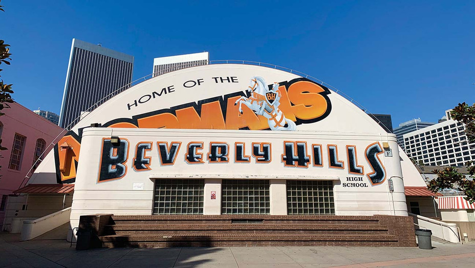 Beverly Hills High School-Publicity-H 2019
