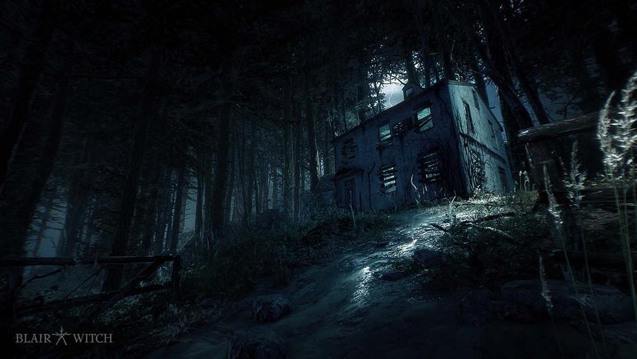 Blair Witch Game Still - Publicity - H 2019