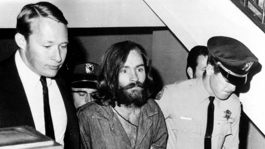 Charles Manson with guards-Photofest-H 2019