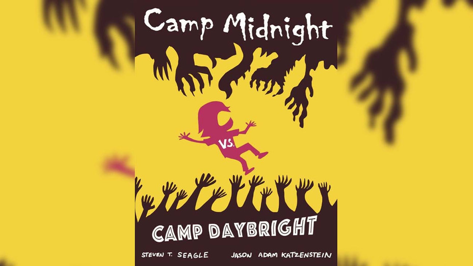Camp Midnight -  Jason Adam Katzenstein - Image Comics - Publicity- H 2019