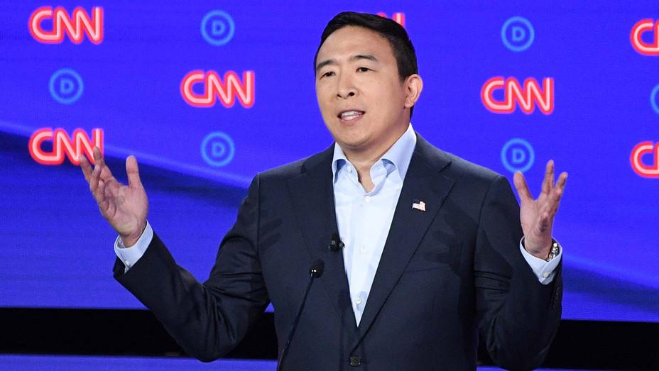 CNN Democratic Debate Round 2 Part 2_Andrew Yang - Getty - H 2019
