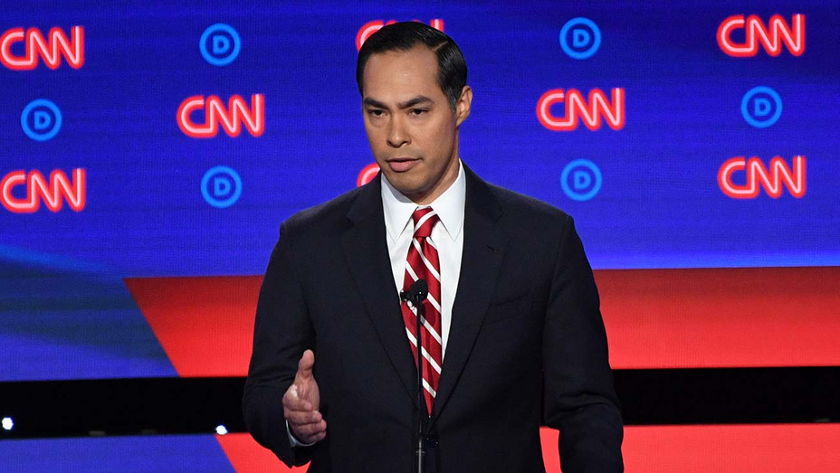 CNN Democratic Debate Round 2 Part 2_Julian Castro - Getty - H 2019