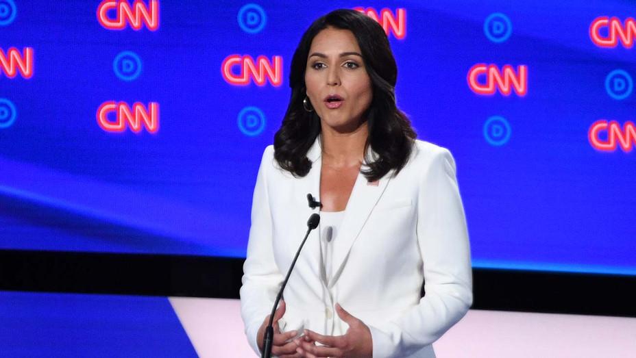 CNN Democratic Debate Round 2 Part 2_Tulsi Gabbard - Getty - H 2019