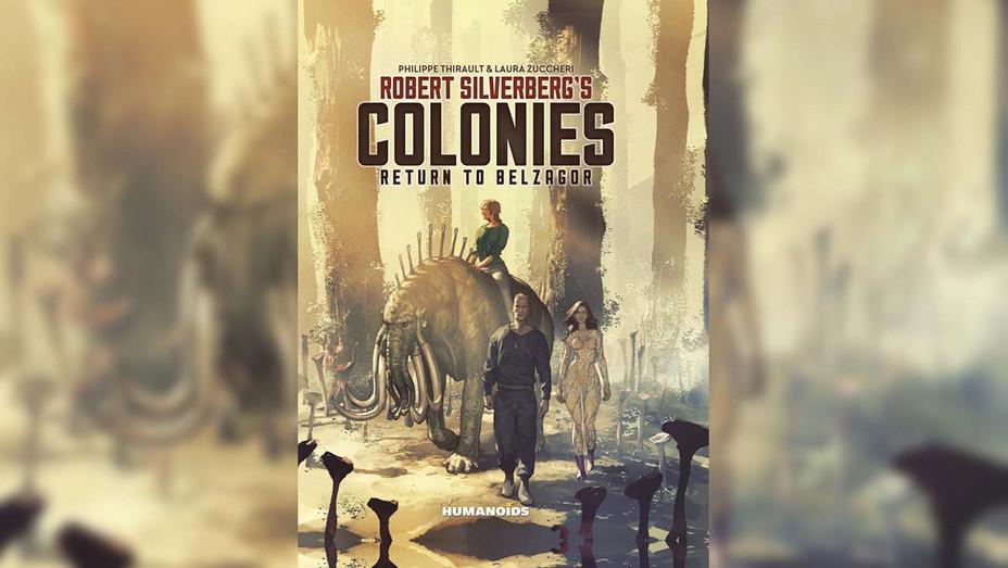 Colonies Book -  Laura Zuccheri - Humanoids -Publicity-H 2019