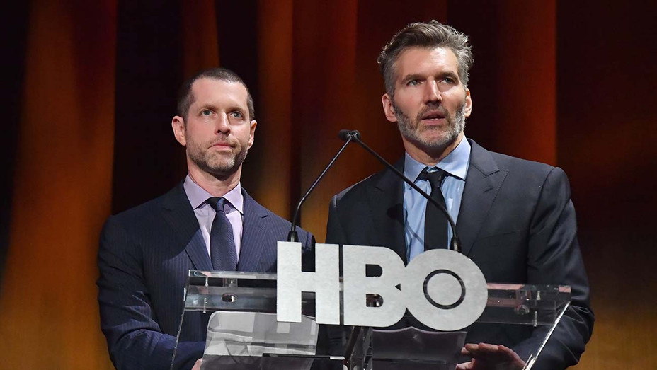 D.B Weiss and David Benioff  - Getty - H 2019