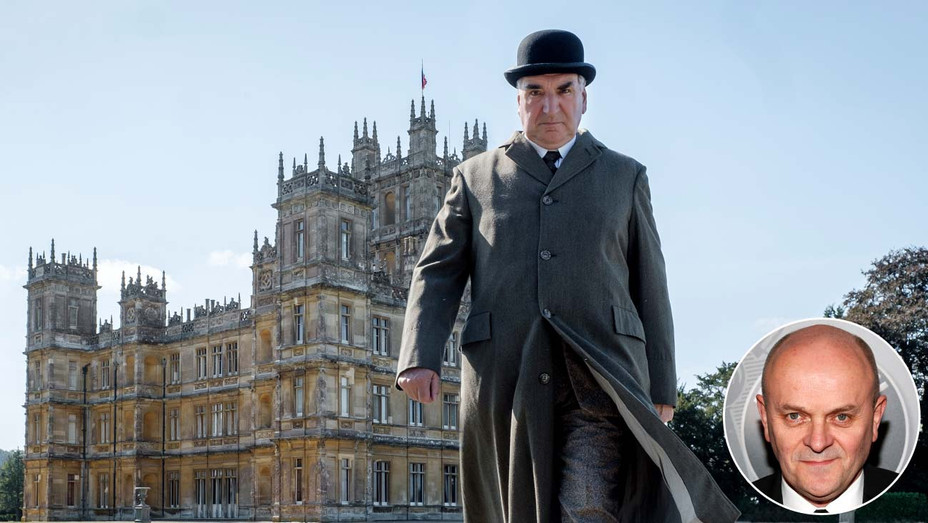Downton Abbey - Production Designer Donal Woods - Publicity - Getty - Inset - H 2019