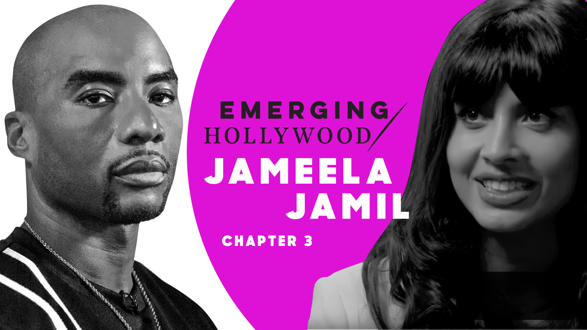 Jameela Jamil, Charlamagne tha God Talk Diversity on Screen, Roles for Women | Emerging Hollywood: Where I'm Going