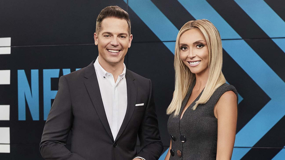Jason Kennedy Giuliana Rancic E NEWS - Publicity - H 2019