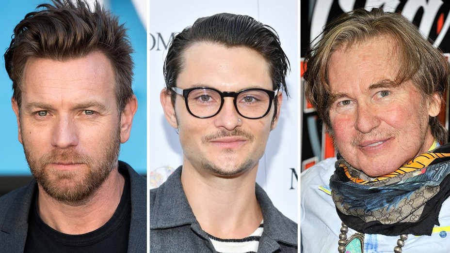 Ewan McGregor, Shiloh Fernandez and Val Kilmer- Getty-Split-H 2019