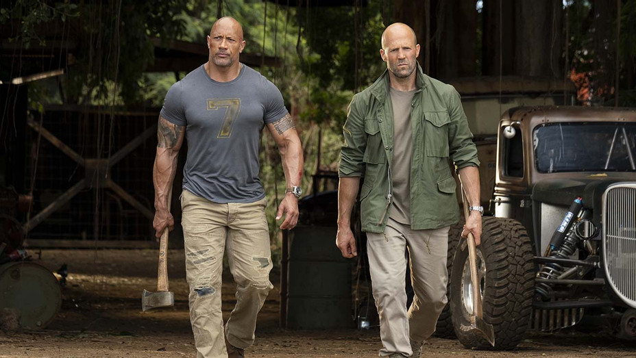 Fast & Furious Presents: Hobbs & Shaw Still 5 - Publicity - H 2019