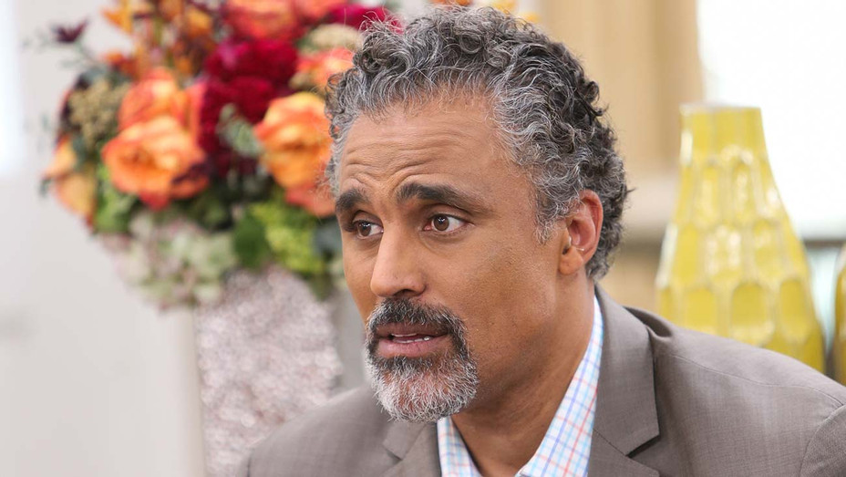 Rick Fox visits Hallmark's Home & Family at Universal Studios Hollywood on July 31, 2018 - Getty-H 2019