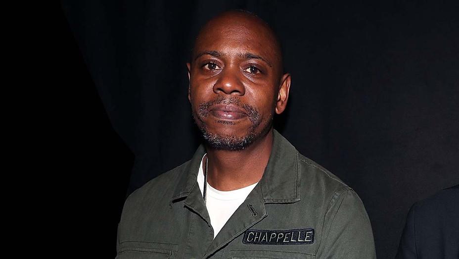 Dave Chappelle At Webster Hall - Backstage - Getty -H 2019