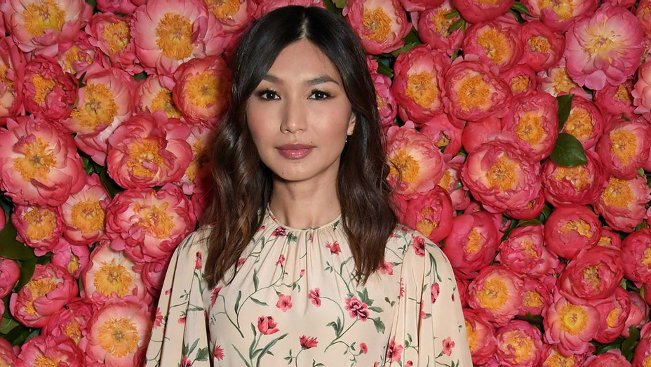 Gemma Chan Bond St Flagship Townhouse - Getty - H 2019