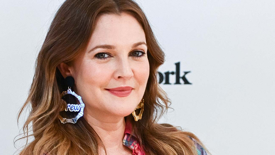 Drew Barrymore - American Express and WeWork Event - Getty-H 2019