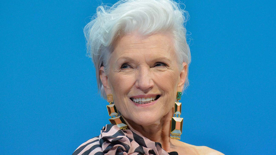 Maye Musk AARP Session Cannes Lions - Getty - H 2019