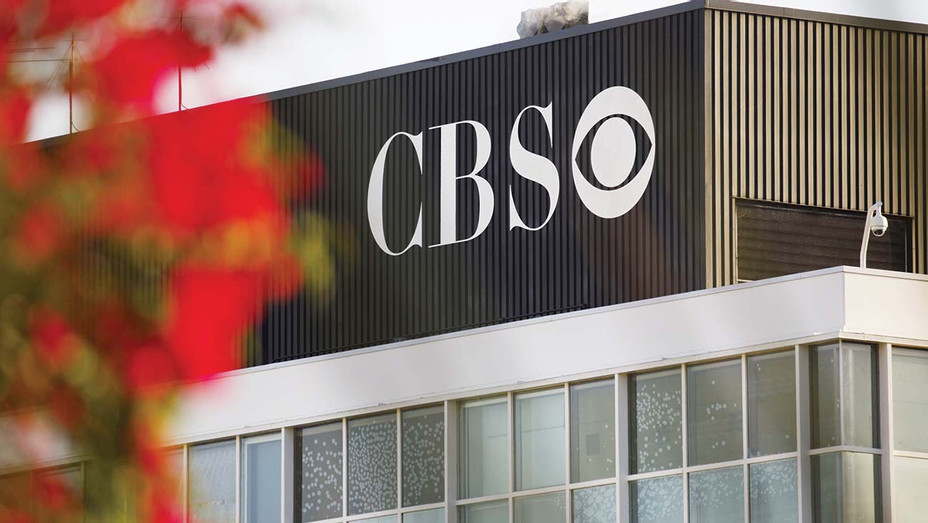 ONE TIME USE ONLY - CBS Corp. Television City studio complex in Los Angeles, California - Getty-H 2019