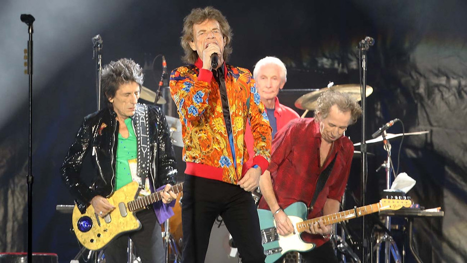 The Rolling Stones perform at MetLife Stadium on August 05, 2019 - Getty-H 2019