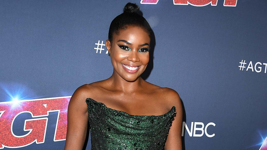 Gabrielle Union arrives at the America's Got Talent Season 14 Live Show - Getty-H 2019