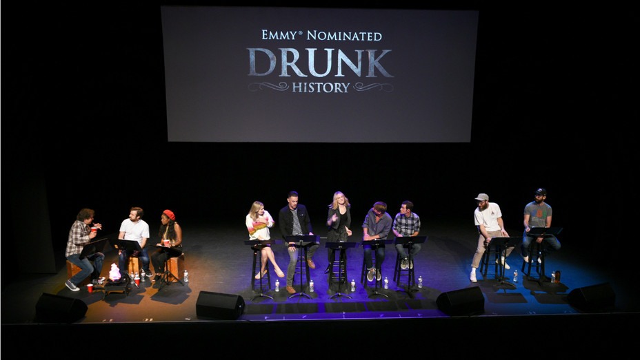 Drunk History Live - Getty - 2019