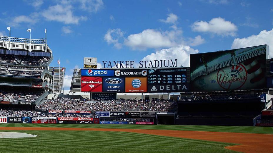 Yankee Stadium in the Bronx borough of New York City - Getty-H 2019