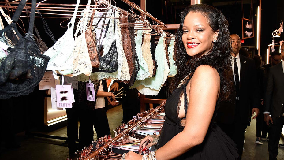 Rihanna launches global lingerie brand, Savage X Fenty May 10, 2018 - Getty -H 2019