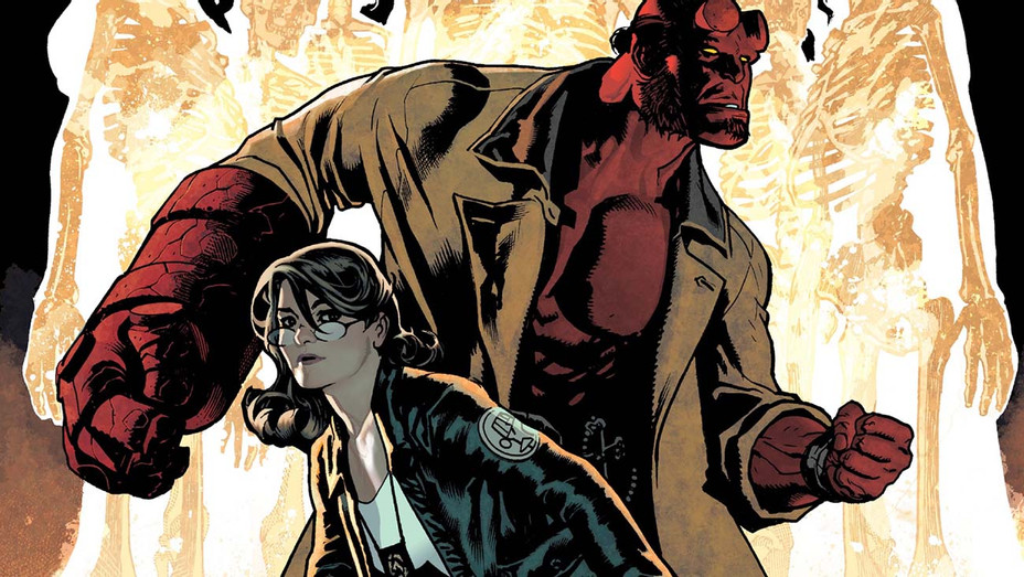 Hellboy and the Seven Wives - Publicity - H 2019