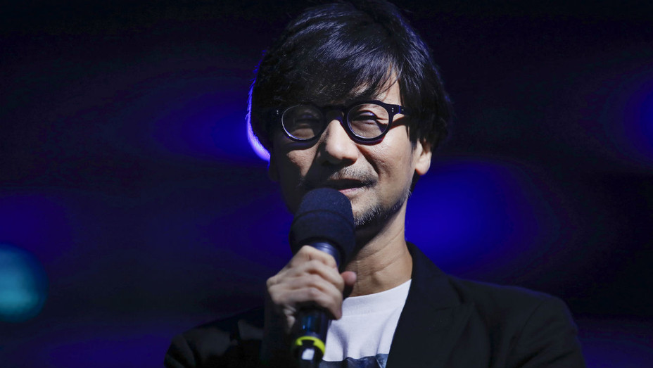 Hideo Kojima at Gamescom 2019