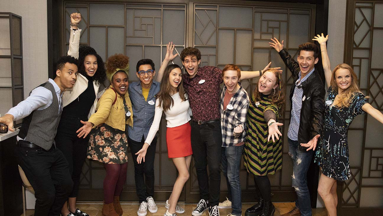 Disney+ Sets 'High School Musical: The Musical: The Series' Holiday Special