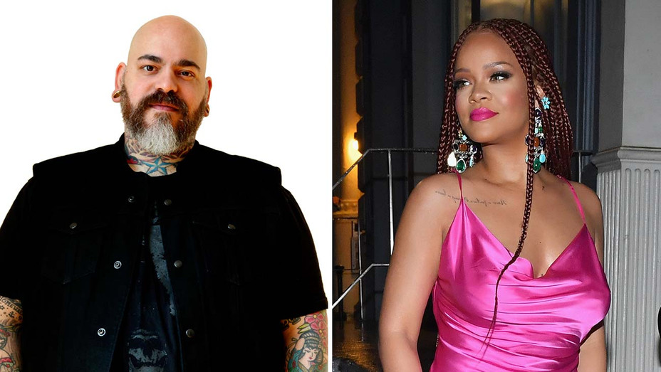James Vincent Rihanna Split - Getty - H 2019