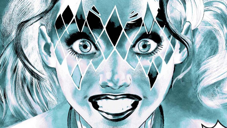 Harley Quinn Breaking Glass Main - Publicity - H 2019