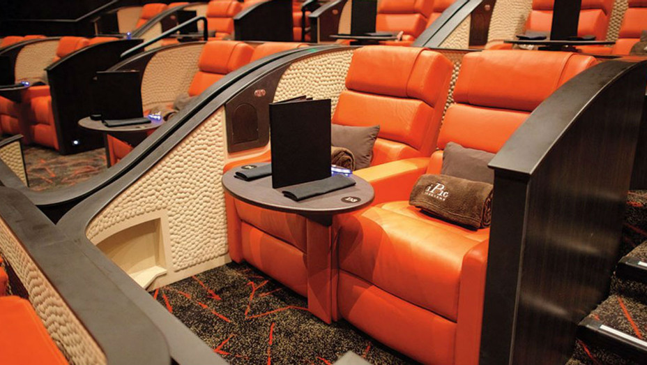 iPic cinema seats - H 2019
