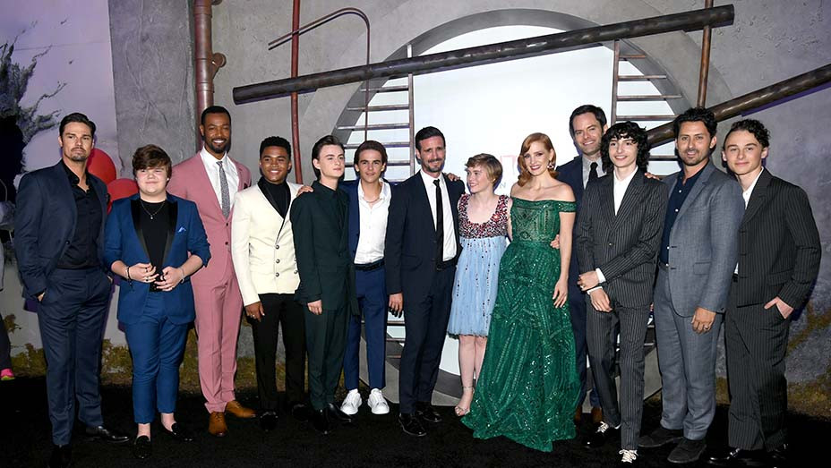 It Chapter Two Red Carpet Group photo - Getty - Embed -2019
