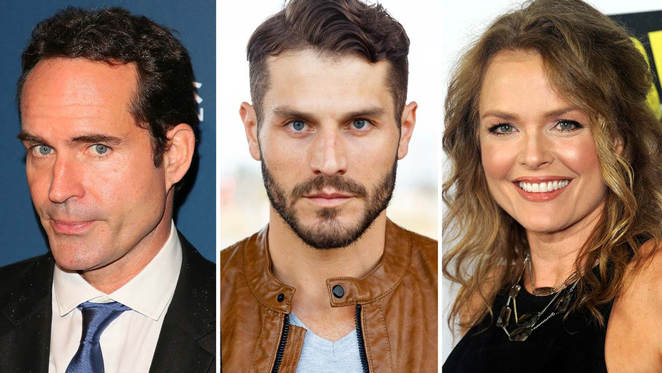Jason Patric, Lou Ferrigno Jr and Dina Meyer-Getty-Publicity-Getty-Split-H 2019