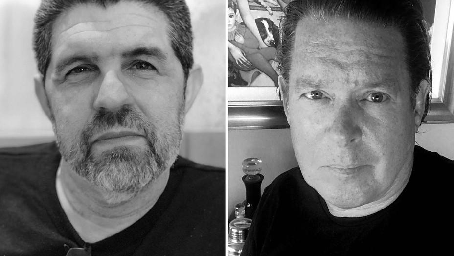 Jeff Abraham - Burt Kearns - Split-Publicity-H 2019